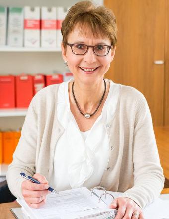 Steuerberaterin Susanne Maier